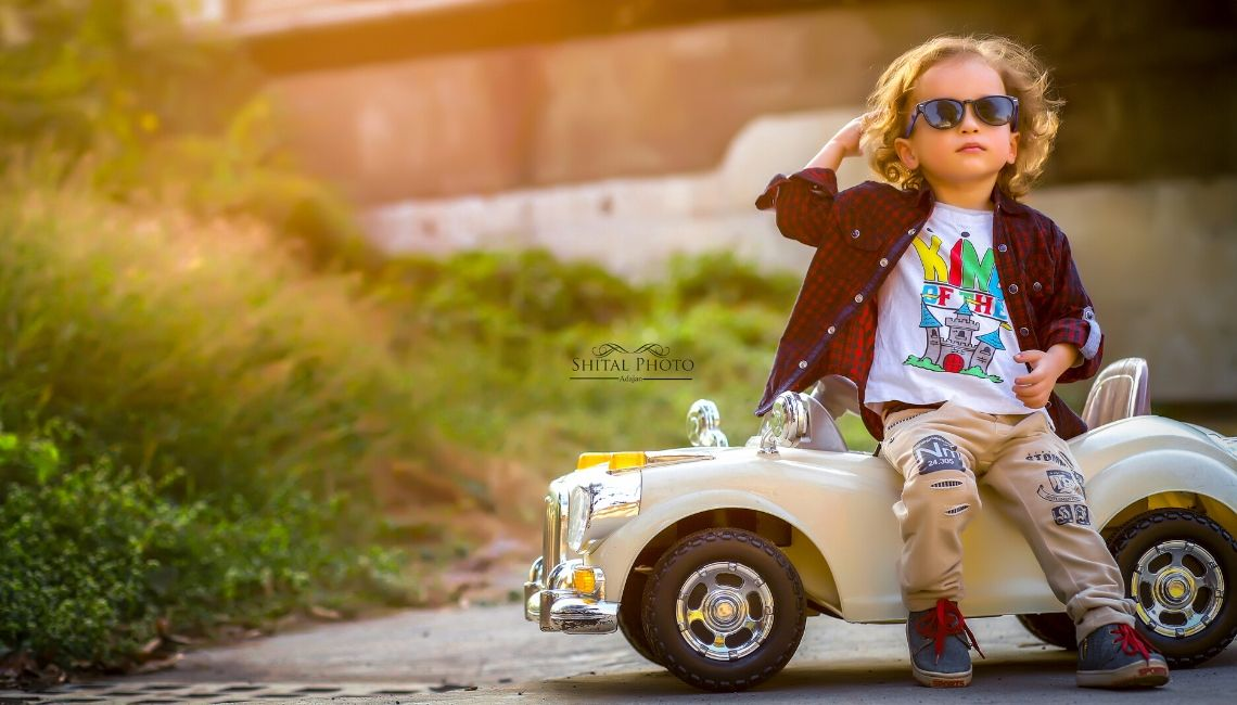 5 Pinterest-inspired Toddler Photoshoot Themes for your Little One